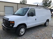 2014_Ford_E-150 Cargo Van w/ Ladder Rack & Bins_Commercial_ Ashland VA