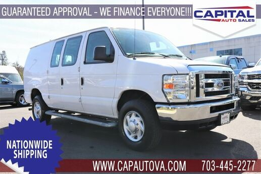 2014 Ford E-250 Commercial Chantilly VA