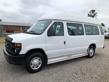 2014_Ford_E-250 Hightop Wheelchair Van ParaTransit_Commercial_ Ashland VA