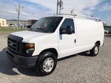 2014_Ford_E-350 Cargo Van w/ Ladder Rack & Bins_Commercial_ Ashland VA