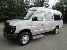 2014_Ford_E-350 Extended Hightop Wheelchair ParaTransit_Commercial_ Ashland VA
