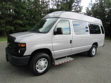 Ford E-350 Extended Hightop Wheelchair ParaTransit Commercial 2014