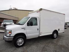 Ford E350 Commercial 12' Cube Van  2014