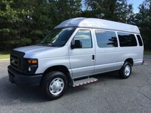 2014_Ford_E350 Extended Hightop Wheelchair ParaTransit_Commercial_ Ashland VA