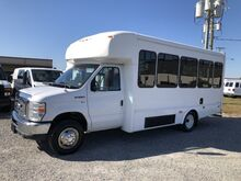 2014_Ford_E350 Starcraft Shuttle Bus 12+2 w/ W/C Lift__ Ashland VA