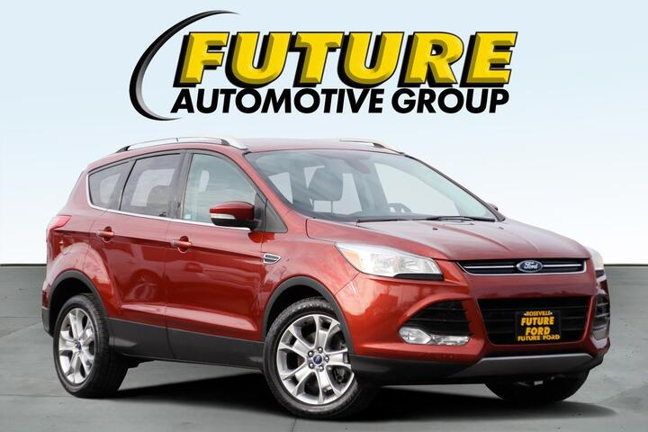 2014 Ford ESCAPE Sport Utility Roseville CA