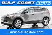 2014 Ford ESCAPE TITANIUM LEATHER NAVIGATION SUNROOF ECOBOOST LIKE NEW !!
