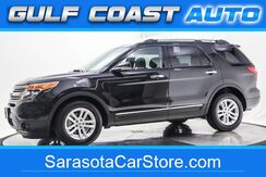 2014_Ford_EXPLORER_XLT 3RD ROW SEAT 1FL OWNER RUNS GREAT LOW MILES_ Sarasota FL