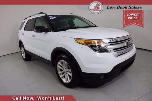 2014_Ford_EXPLORER_XLT 4WD_ Salt Lake City UT