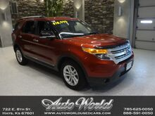 2014_Ford_EXPLORER XLT 4X4__ Hays KS