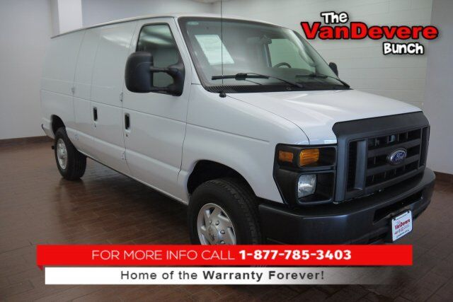 2014 Ford Econoline Cargo Van Commercial Akron OH