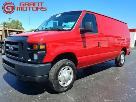 2014 Ford Econoline Cargo Van Commercial Fort Myers FL