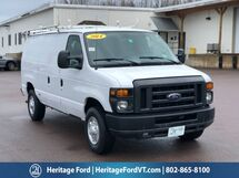 2014 Ford Econoline Cargo Van Commercial South Burlington VT