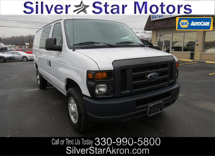 2014 Ford Econoline Cargo Van Commercial Tallmadge OH
