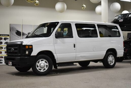 2014 Ford Econoline E-250 10 Passenger Boston MA