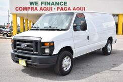 2014_Ford_Econoline_E-250_ Houston TX