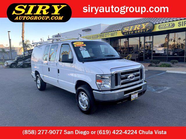2014 Ford Econoline E250 Cargo Van San Diego CA