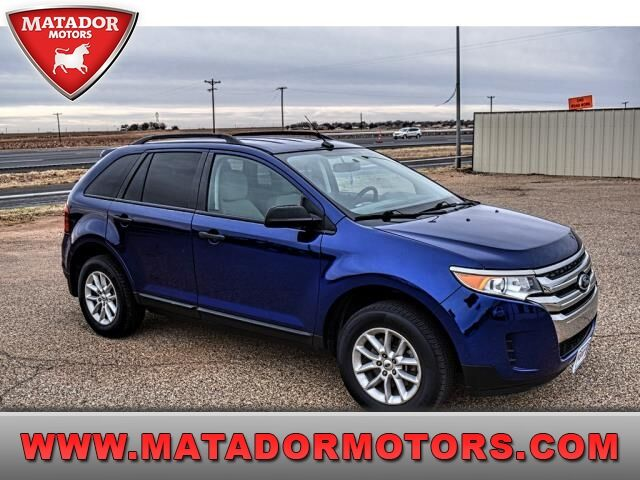 2014 Ford Edge 4DR SE FWD Wolfforth TX