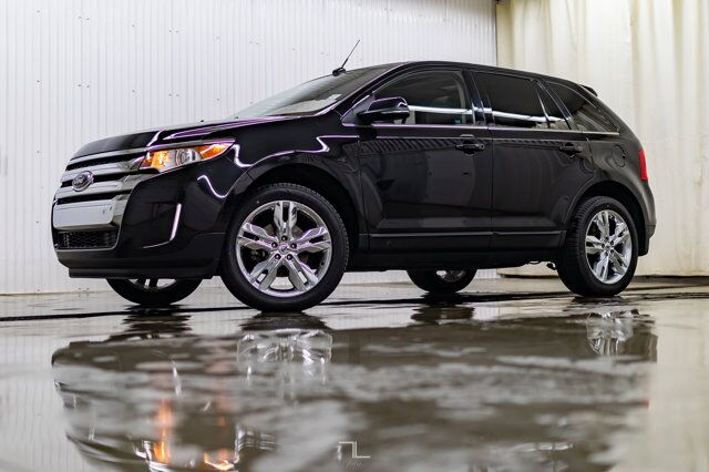 2014 Ford Edge AWD Limited Leather Roof Nav BCam Red Deer AB