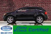 2014 Ford Edge AWD Limited Leather Roof Nav BCam