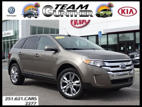 2014 Ford Edge Limited Daphne AL