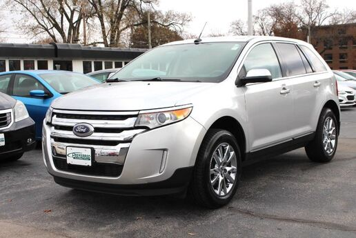 2014 Ford Edge Limited Fort Wayne Auburn and Kendallville IN