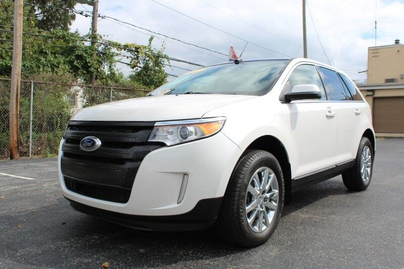 2014 Ford Edge Limited New Castle DE
