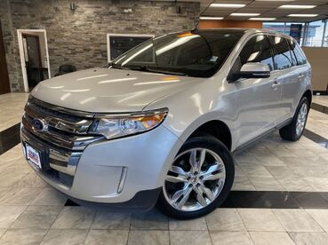2014_Ford_Edge_Limited_ Worcester MA