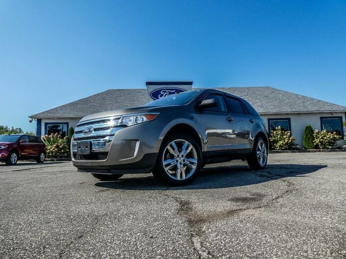 2014 Ford Edge SEL- NAVIGATION- LEATHER- BLUETOOTH- 20'S- LOADED Essex ON