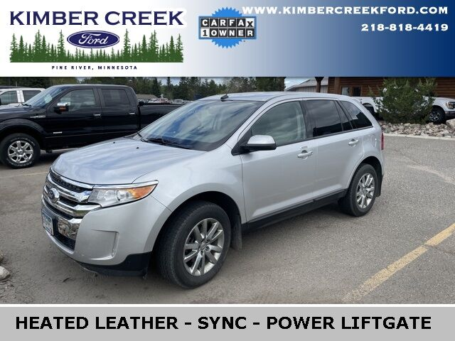 2014 Ford Edge SEL FWD Pine River MN