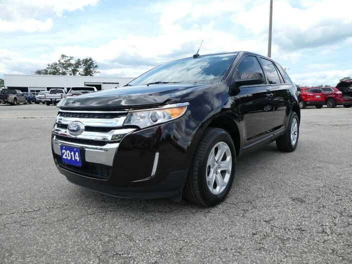 2014 Ford Edge SEL Heated Seats Bluetooth Cruise Control Essex ON