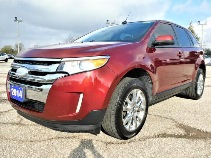2014 Ford Edge SEL Heated Seats Power Lift Gate Remote Start Essex ON