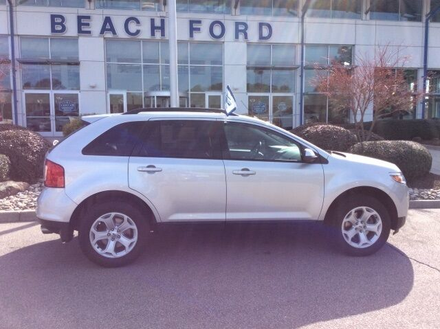 2014 Ford Edge SEL Suffolk VA