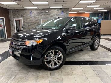 2014_Ford_Edge_SEL_ Worcester MA