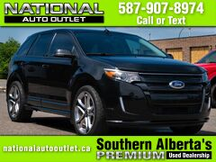 2014 Ford Edge Sport - HEATED LEATHER, MOON ROOF, CLEAN CAR PROOF