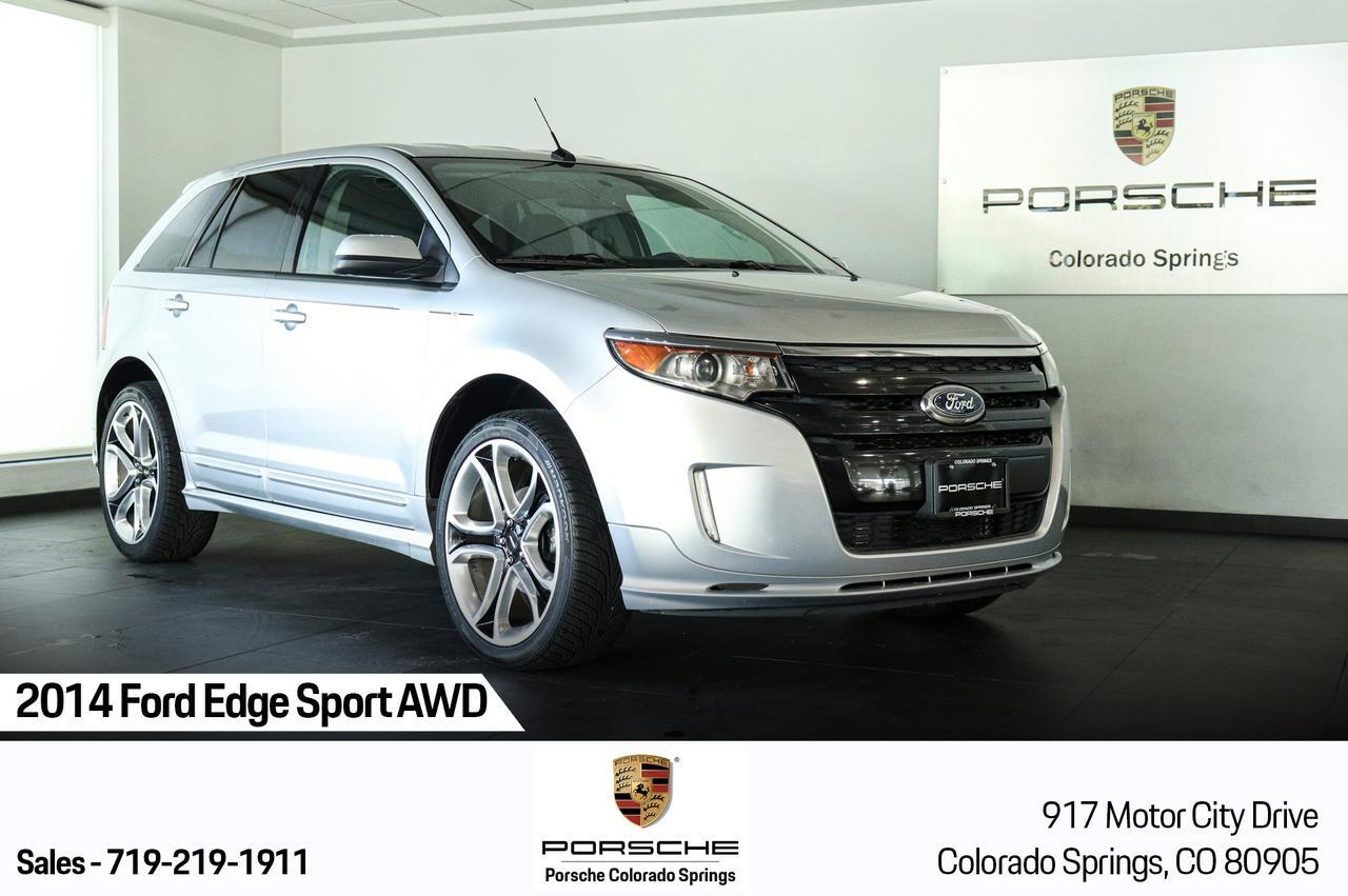2014 Ford Edge Sport AWD Colorado Springs CO