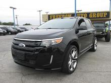 2014_Ford_Edge_Sport_ Dallas TX