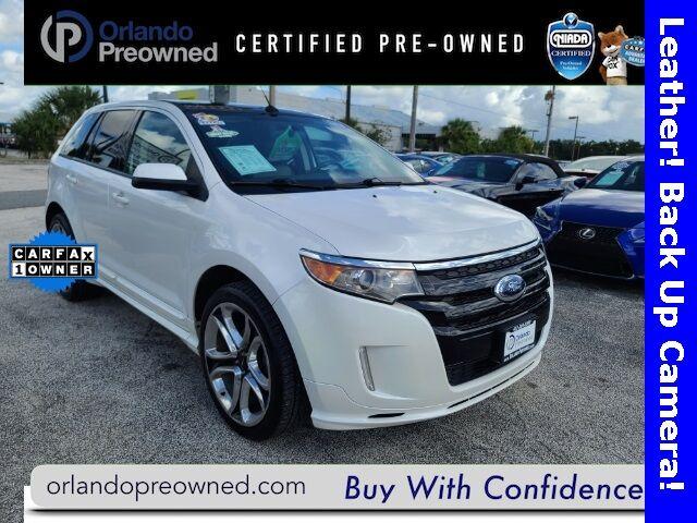 2014 Ford Edge Sport Orlando FL