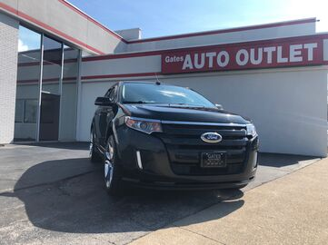 2014_Ford_Edge_Sport_ Richmond KY