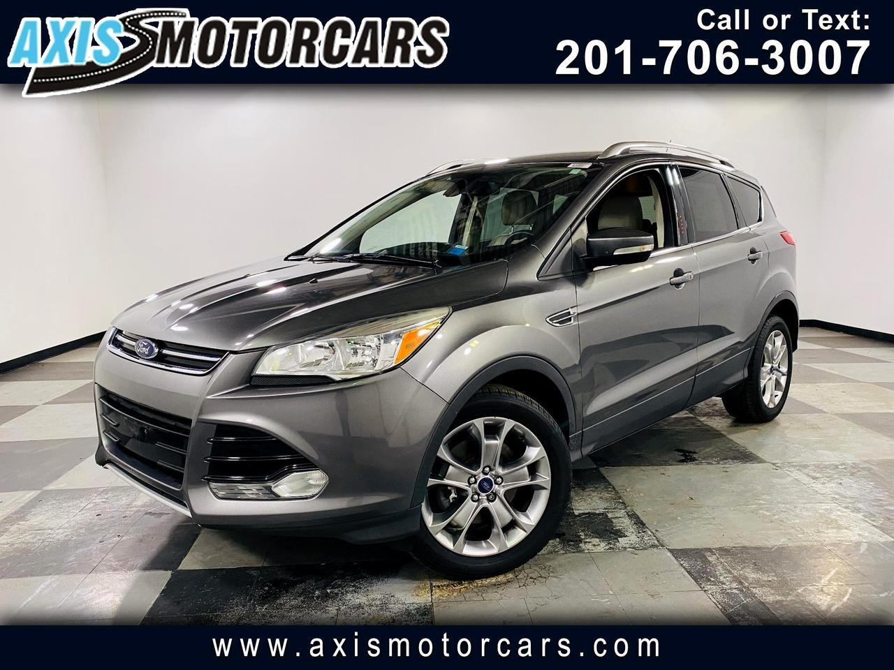 2014 Ford Escape 4WD 4dr Titanium Jersey City NJ