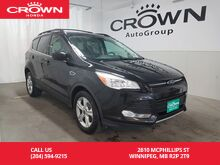 2014_Ford_Escape_4WD/HEATED SEATS/ BACK UP CAM/BLUE TOOTH/ REMOTE START_ Winnipeg MB
