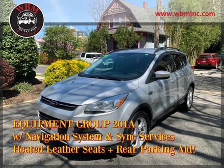 2014_Ford_Escape_4WD SE_ Arlington VA
