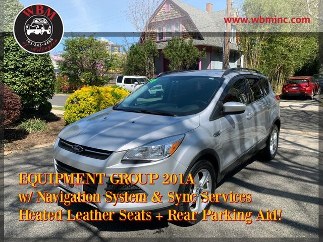 2014 Ford Escape 4WD SE Arlington VA
