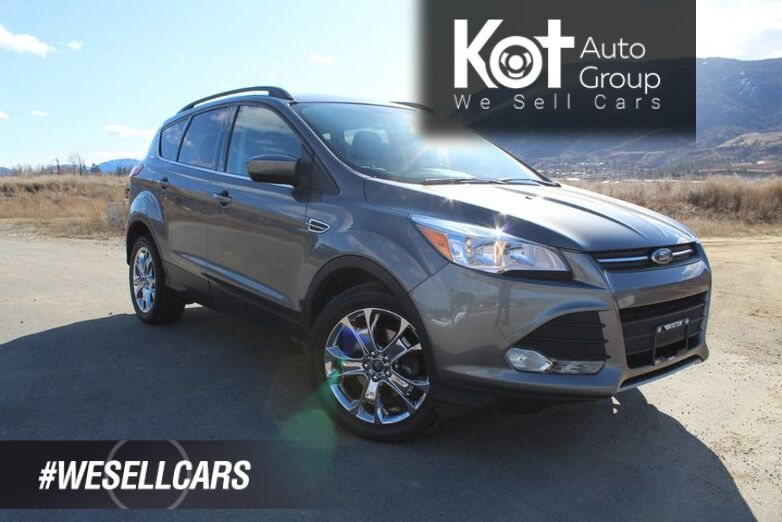 2014 Ford Escape FWD 4dr SE, Panoramic Sunroof Kelowna BC