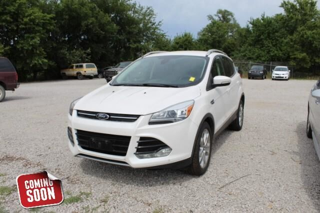 2014 Ford Escape FWD 4dr Titanium Fort Scott KS