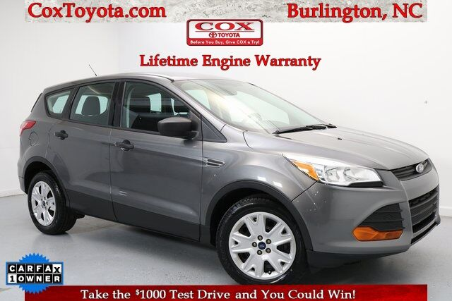 2014 Ford Escape S Burlington NC