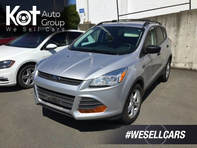 2014 Ford Escape S FWD LOW KM'S! AMAZING CONDITION! NO ACCIDENTS! Kelowna BC