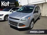 2014 Ford Escape S FWD LOW KM'S! AMAZING CONDITION! NO ACCIDENTS!