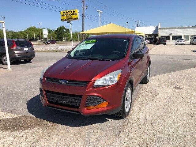 2014 Ford Escape S Gainesville TX