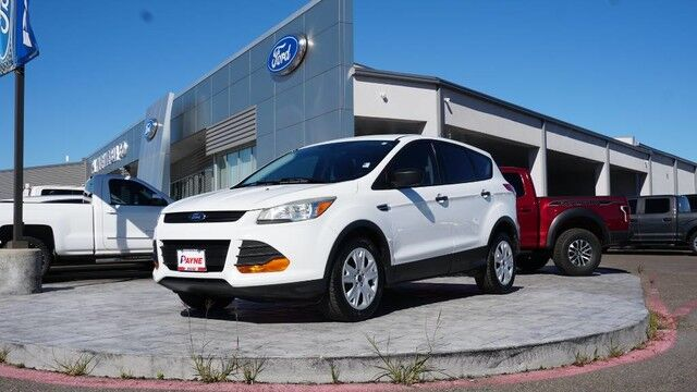 2014 Ford Escape S Mission TX
